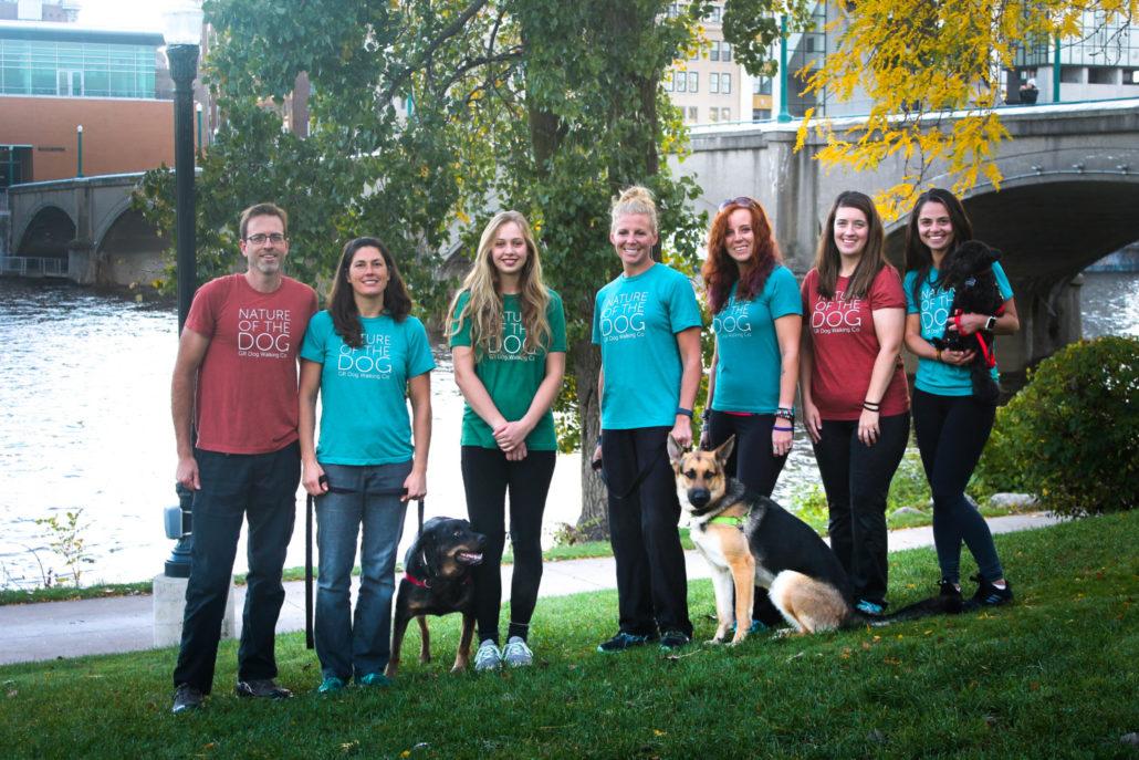 Grand Rapids Dog Walking Company